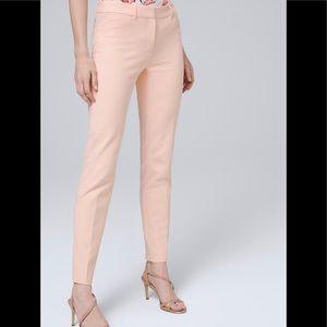 NWT🎉 WHBM Comfort Stretch Slim Ankle Pant sz14